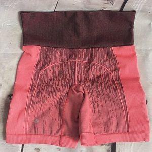 Lululemon shorts in size 4